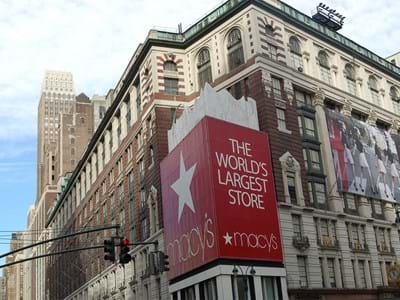 Macy's i New York City